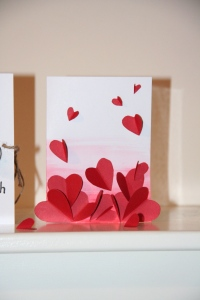 DIY - Valentine's Day Cards - www.rockpaperwhisk.com