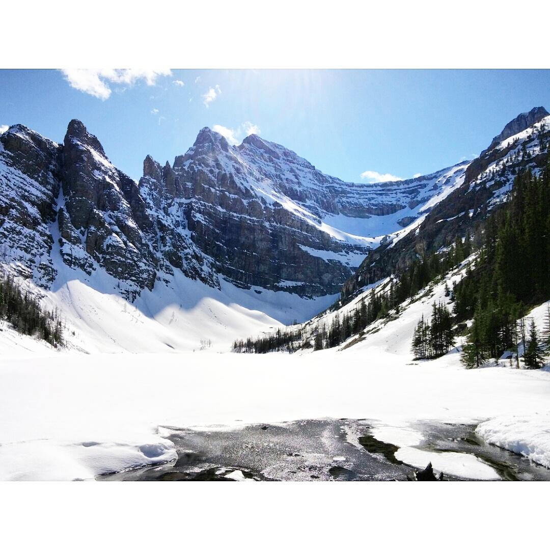Lake Agnes, Alberta - Canada - www.rockpaperwhisk.com
